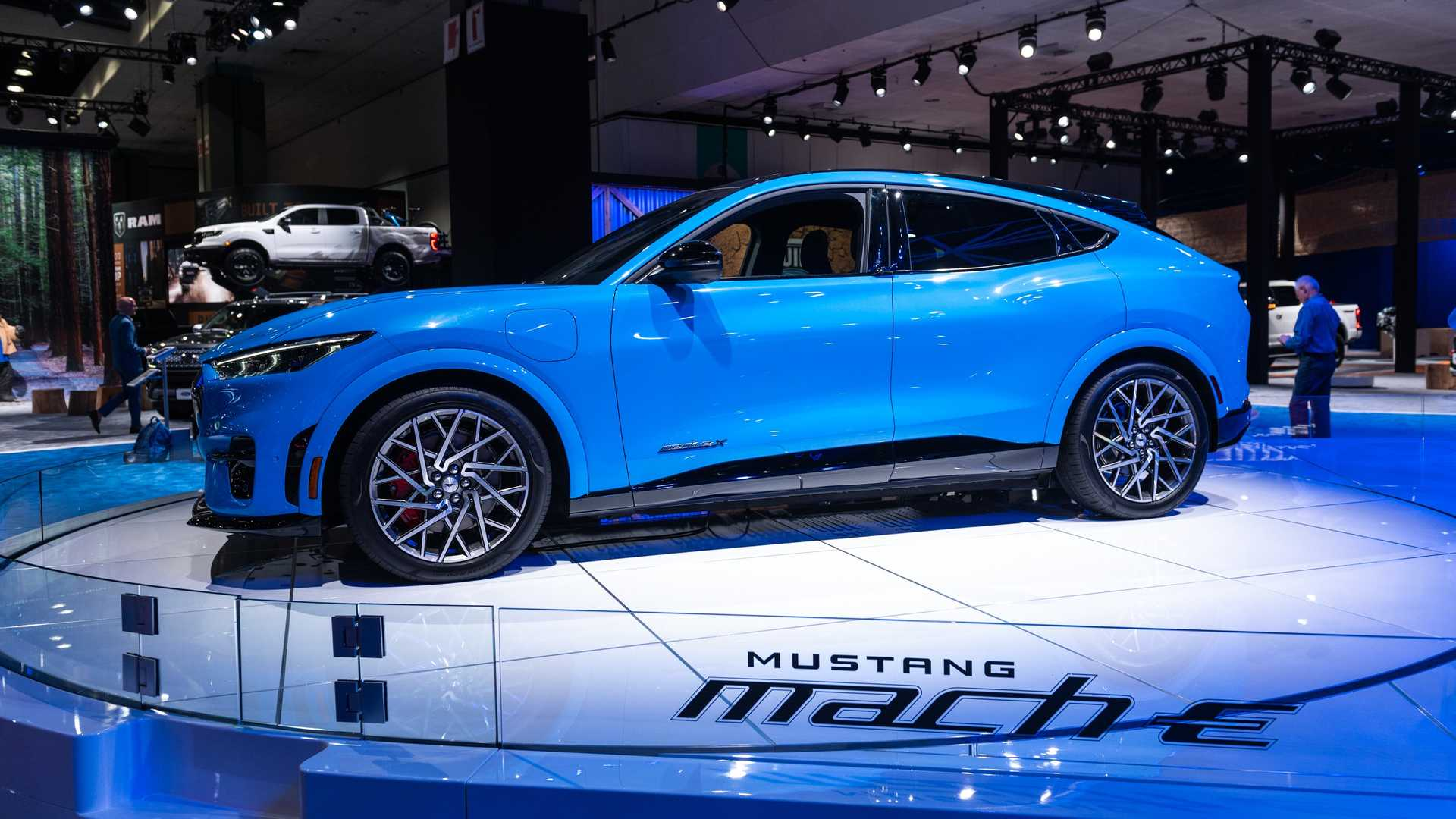 Ford Reveals Interesting Facts About Mustang Mach-E Reservations