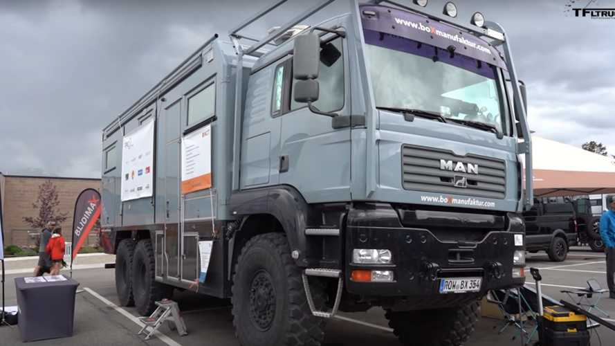 6x6 Overlanding rig is the Unimog alternative of our dreams