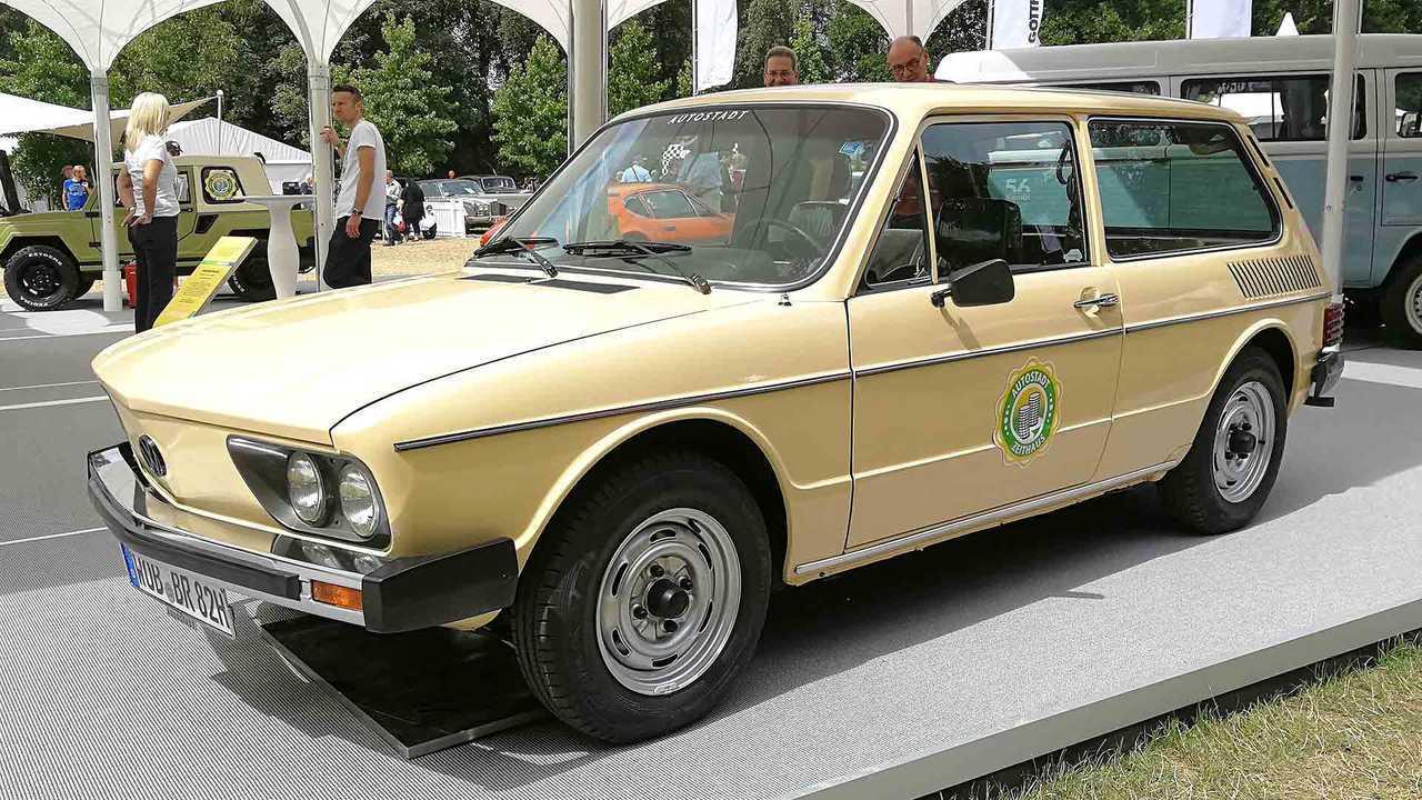 Top 10 VW Auslandsmodelle: VW Brasilia