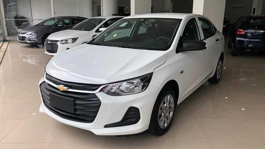 Chevrolet completa quatro anos na liderança de vendas no Brasil