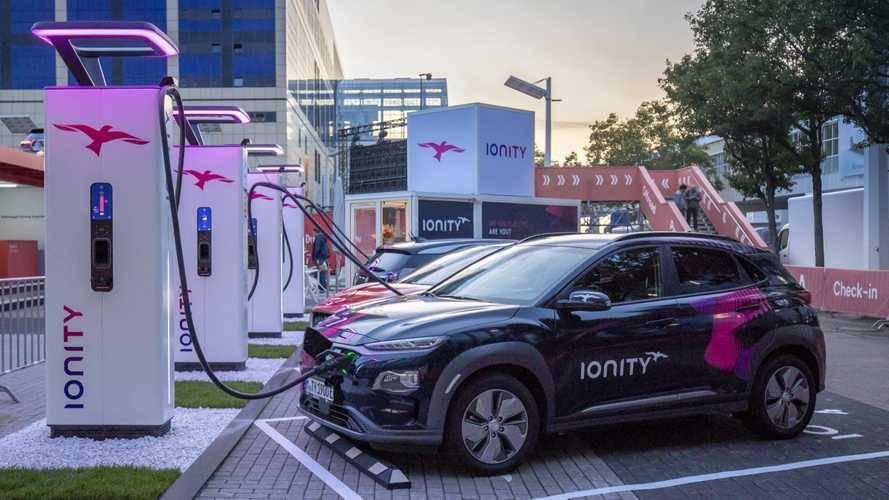IONITY Unveils New High Power Chargers In Frankfurt