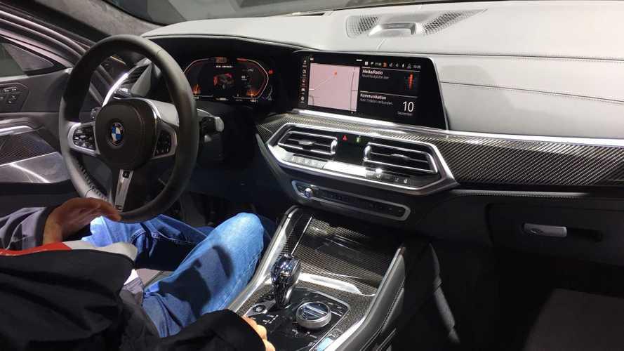 В России отзывают BMW X5 и X6, проданные прошлой осенью