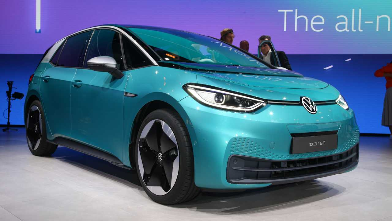 VW ID 3 Debuts As People's Electric Car With Up To 342-Mile