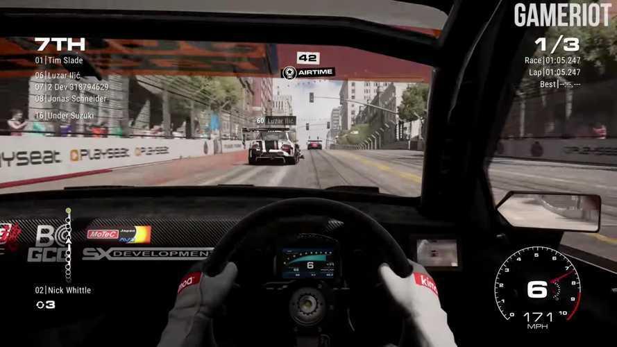 Felturbózott Nissan S15 és új pályák a Grid 2019-ben (videó)