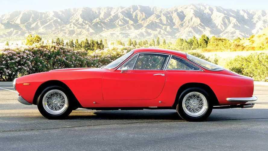 Dolce Vita, le auto che hanno ispirato la Ferrari Roma