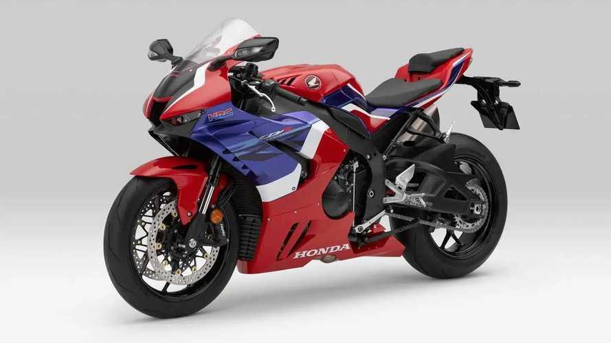 Honda CBR 1000 RR-R Fireblade e SP 2020