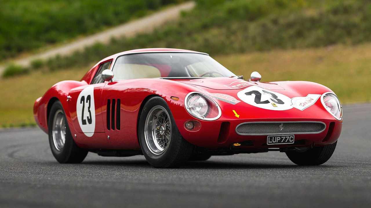 Ferrari 250 GTO 1962 - 43,9 milioni di euro