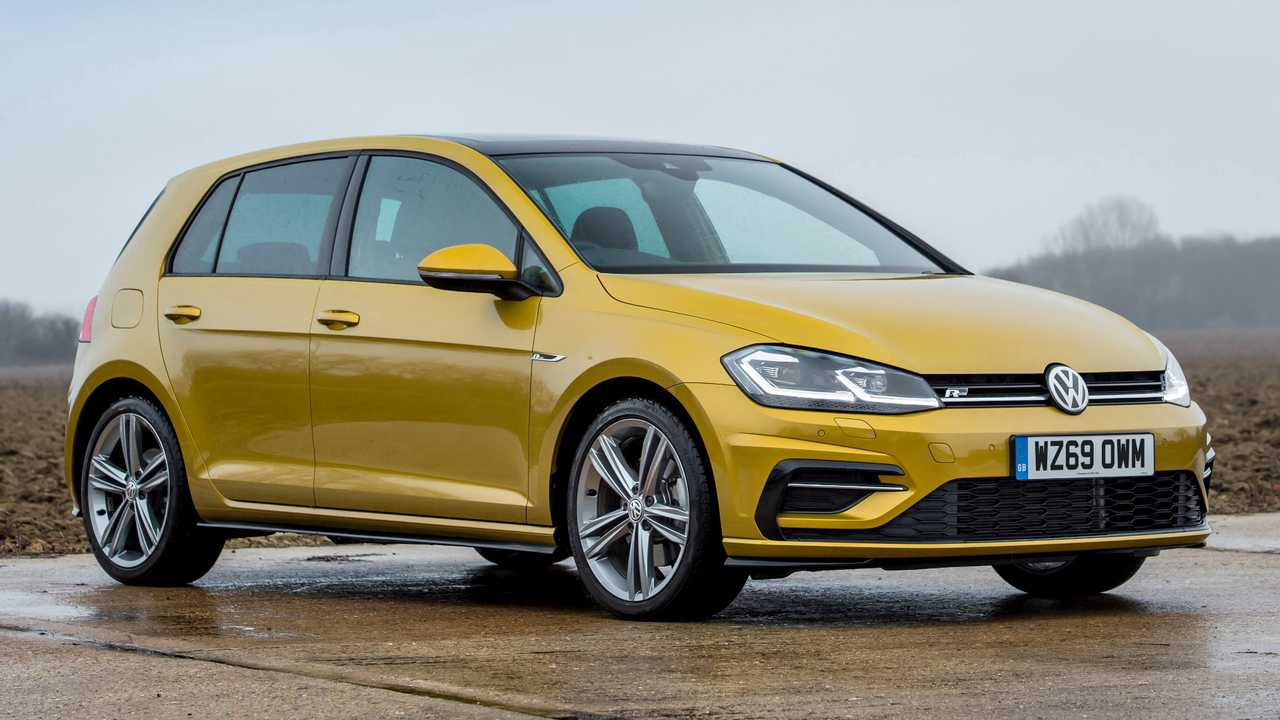 Volkswage Golf R-Line Edition