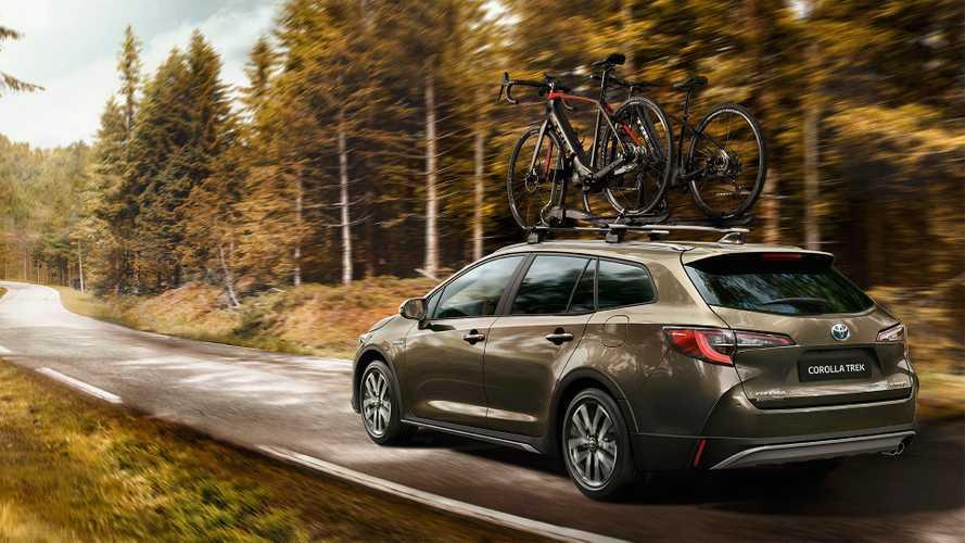 Toyota Corolla Trek: Kombi mit Offroad-Elementen und Tieferlegung