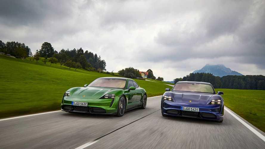 Test Porsche Taycan Turbo S: Erste Fahrt im Tesla-Fighter