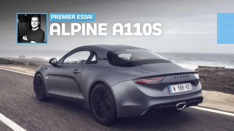 Essai Alpine A110S - Suffisamment affûtée ?