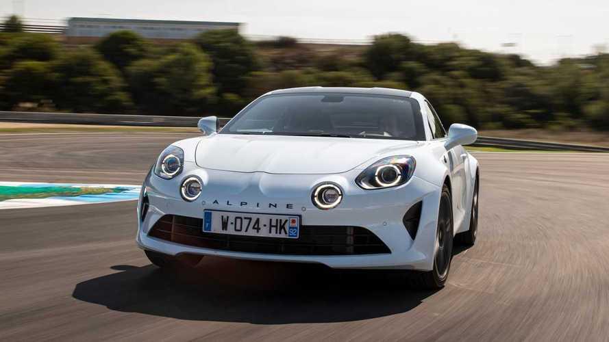 Renault pode tornar a Alpine uma marca premium de carros elétricos