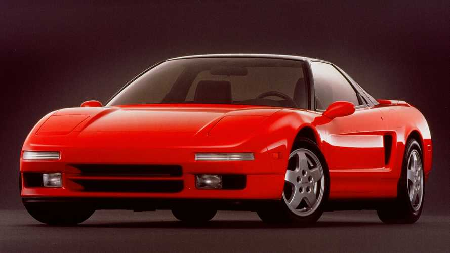 1990-2005 Honda NSX: Supercar Revisited
