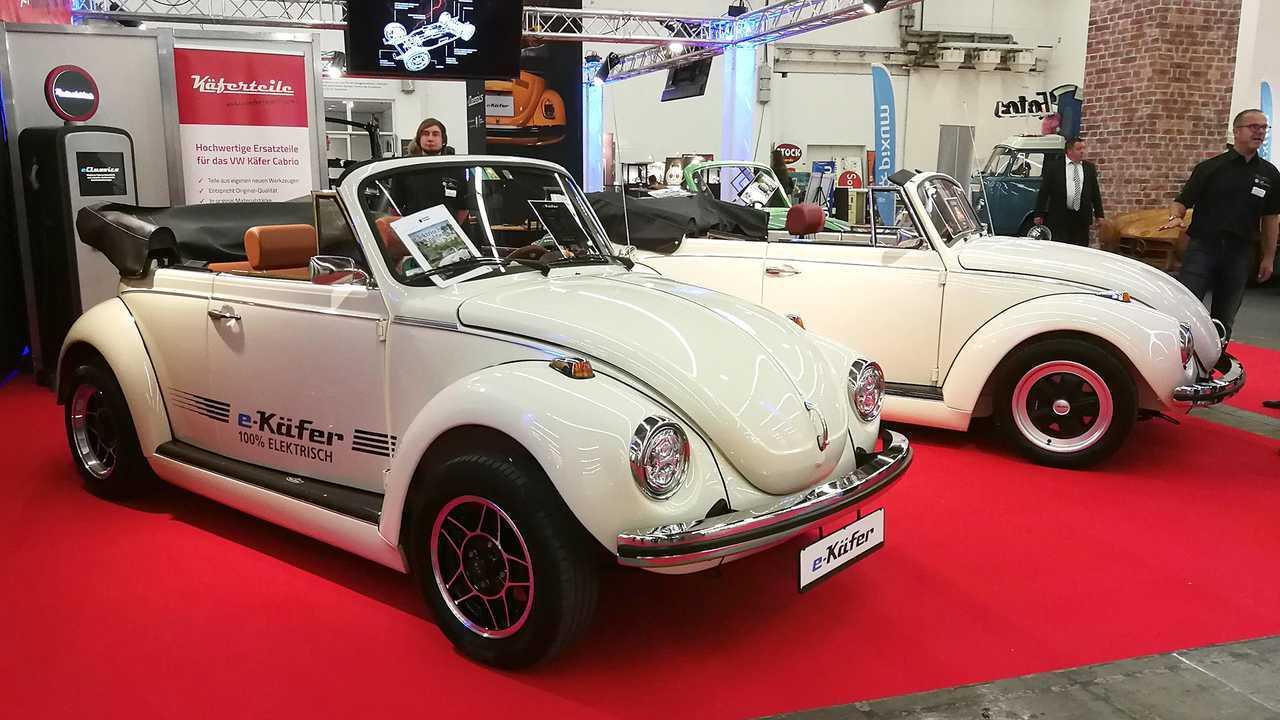 IAA 2019 - Elektroautos: VW eKäfer