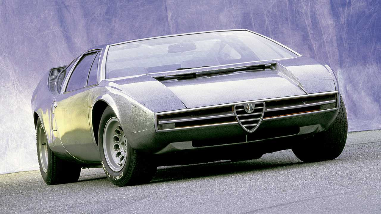Alfa Romeo Iguana by Italdesign