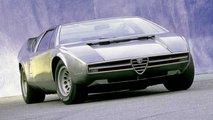 Vergessene Studien: Alfa Romeo Iguana
