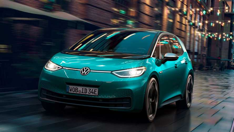 Volkswagen ID.3 1ST Reservations Hit 33,000