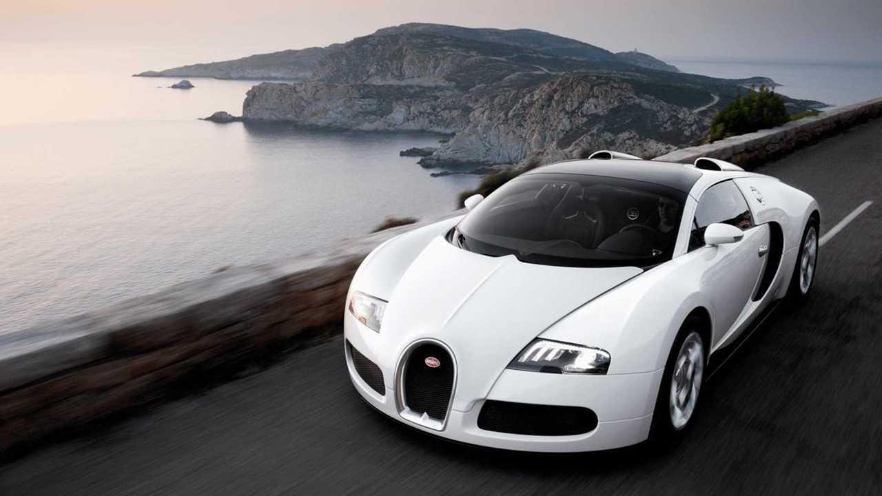 8. Bugatti Veyron