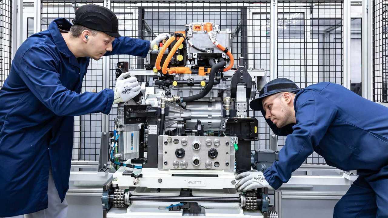 PSA Group - Unidade de produção de motores elétricos