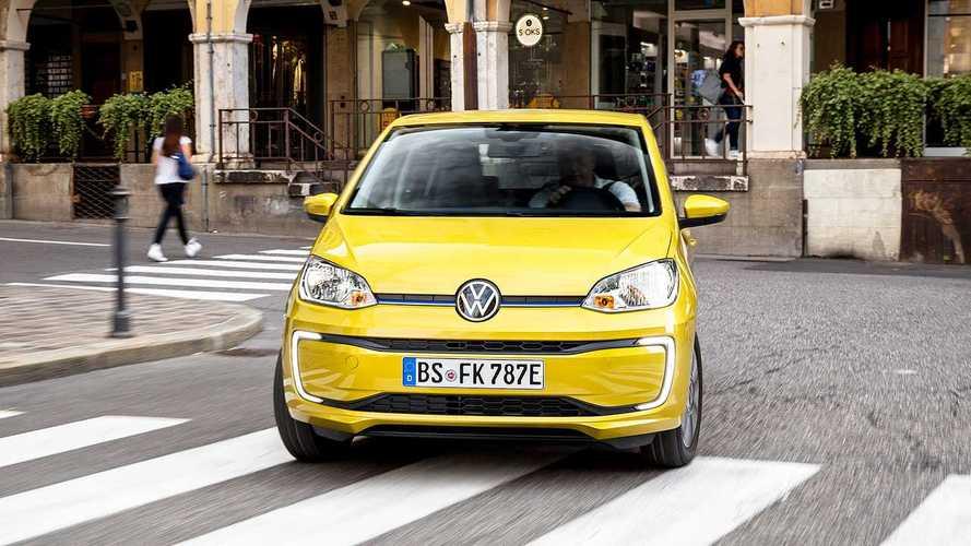 Volkswagen dévoile les tarifs de sa e-up! 2.0