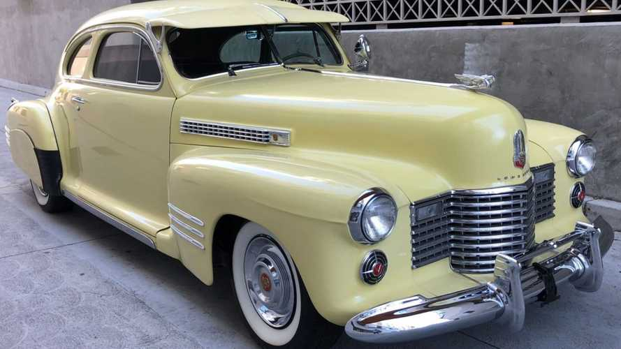 Be Vintage Cool And Buy A 1941 Cadillac Series 61 Sedanette