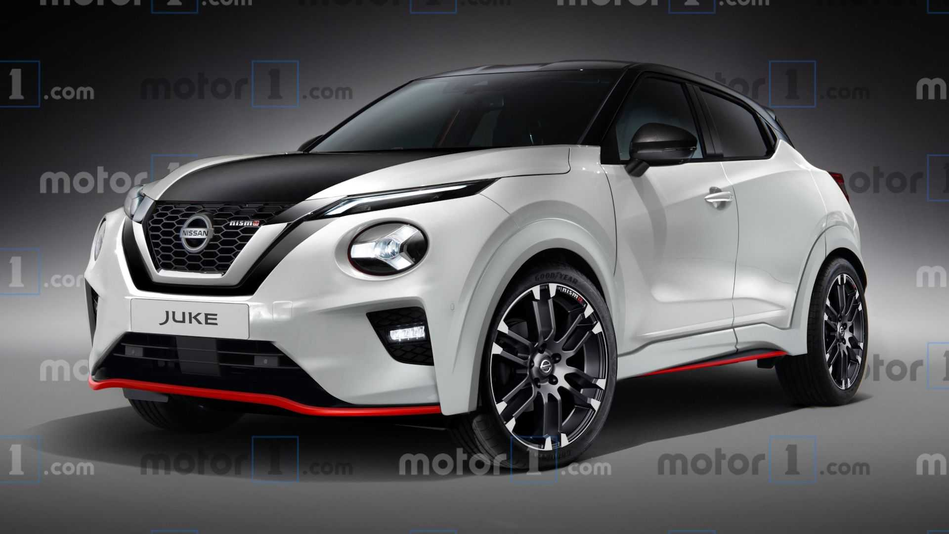 Nissan Juke Nismo >> Nissan Juke Gets Nismo Makeover In Exclusive Rendering