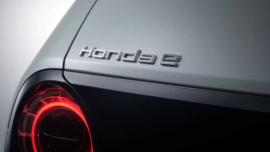 Honda E Production Version To Premiere At The Frankfurt Motor Show