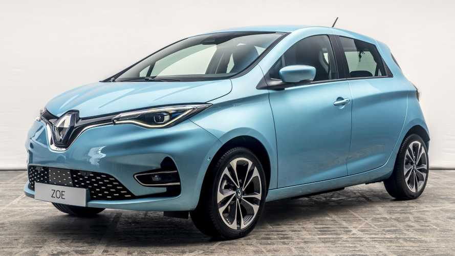 New Renault Zoe goes on sale this month for £18,670