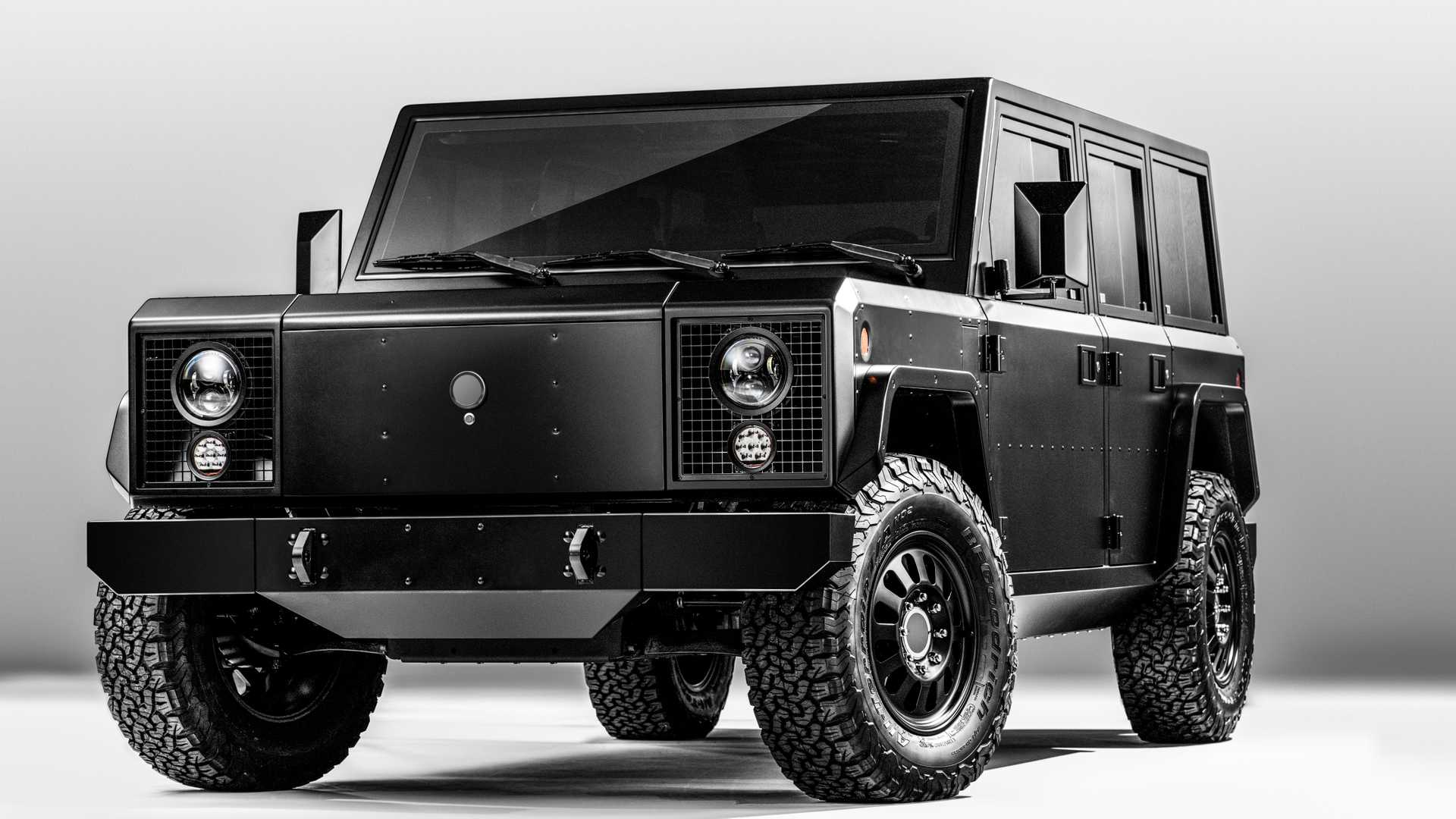 Bollinger SUV and pickup take electrification off-road