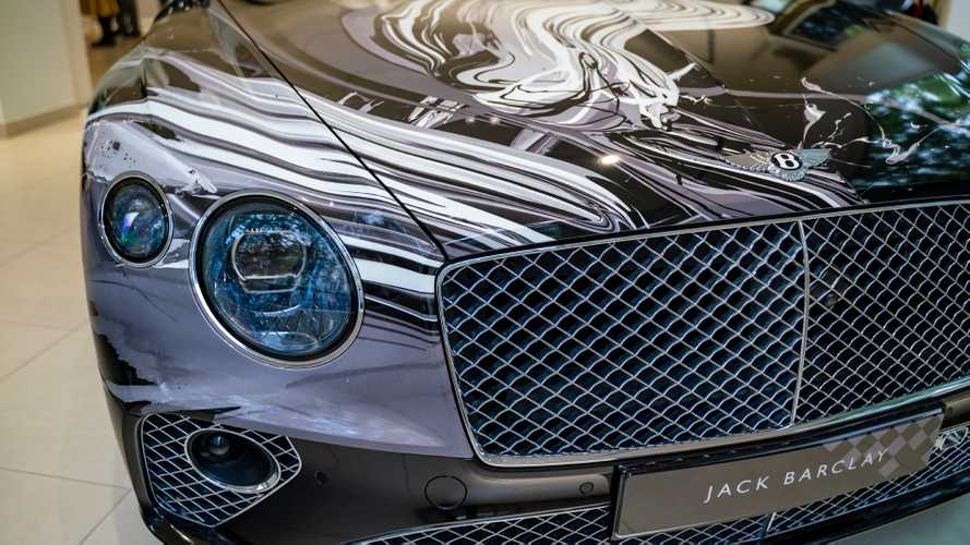 Bentley Continental GT Jack Barclay Bentley x Katrin Fridriks