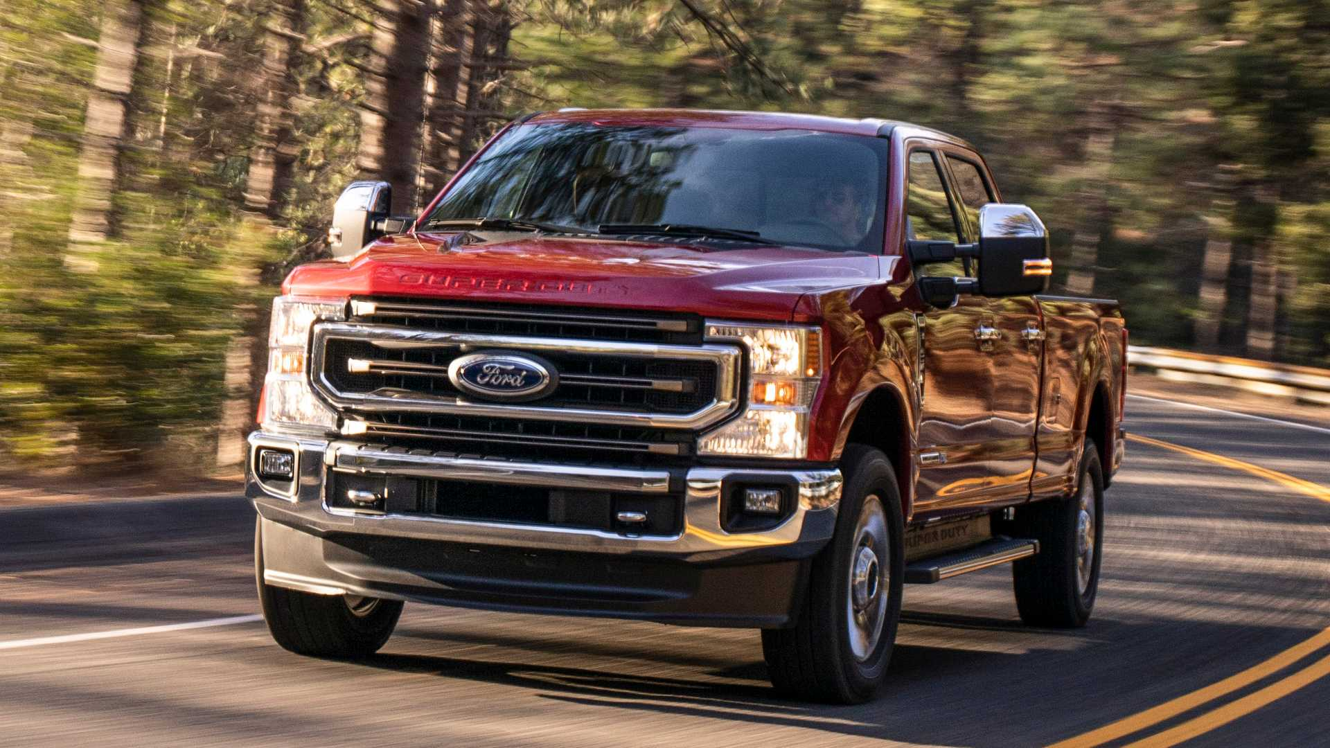 Ford F-Series Sales Fall In Q3, Outsold By GM Full-Size Trucks Combined