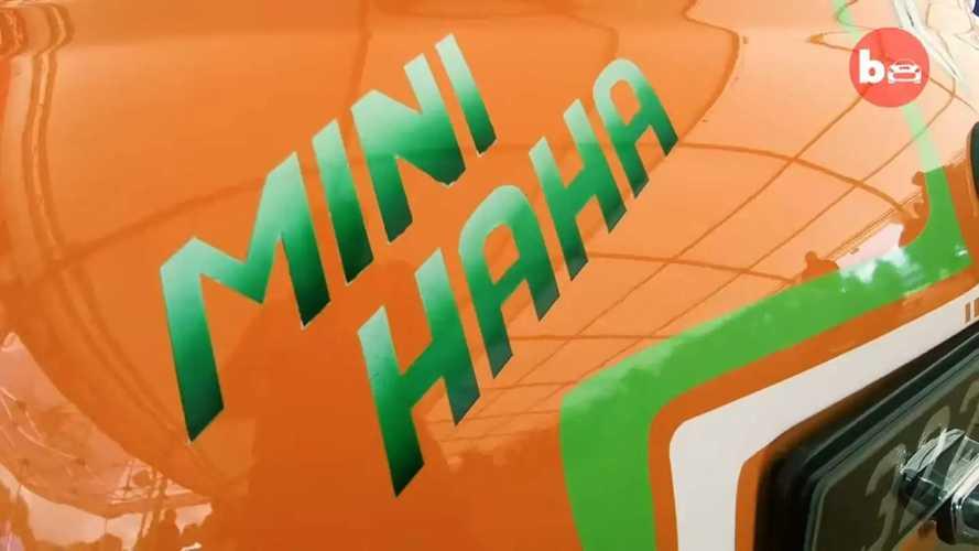 Mini Haha