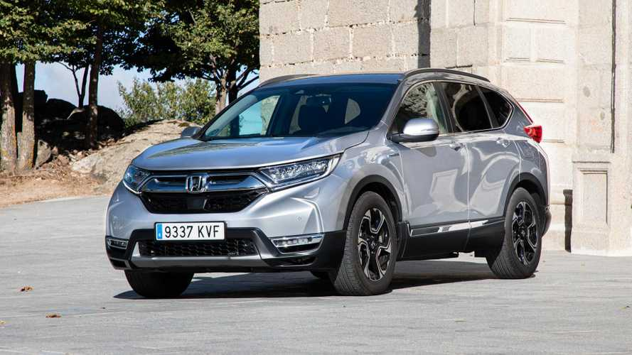 Honda CR-V Hybrid: un SUV tecnológico y espacioso, a partes iguales
