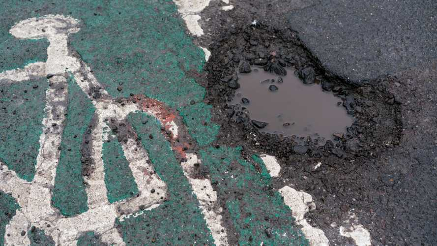 One in four drivers have damaged their car on a pothole or speed bump