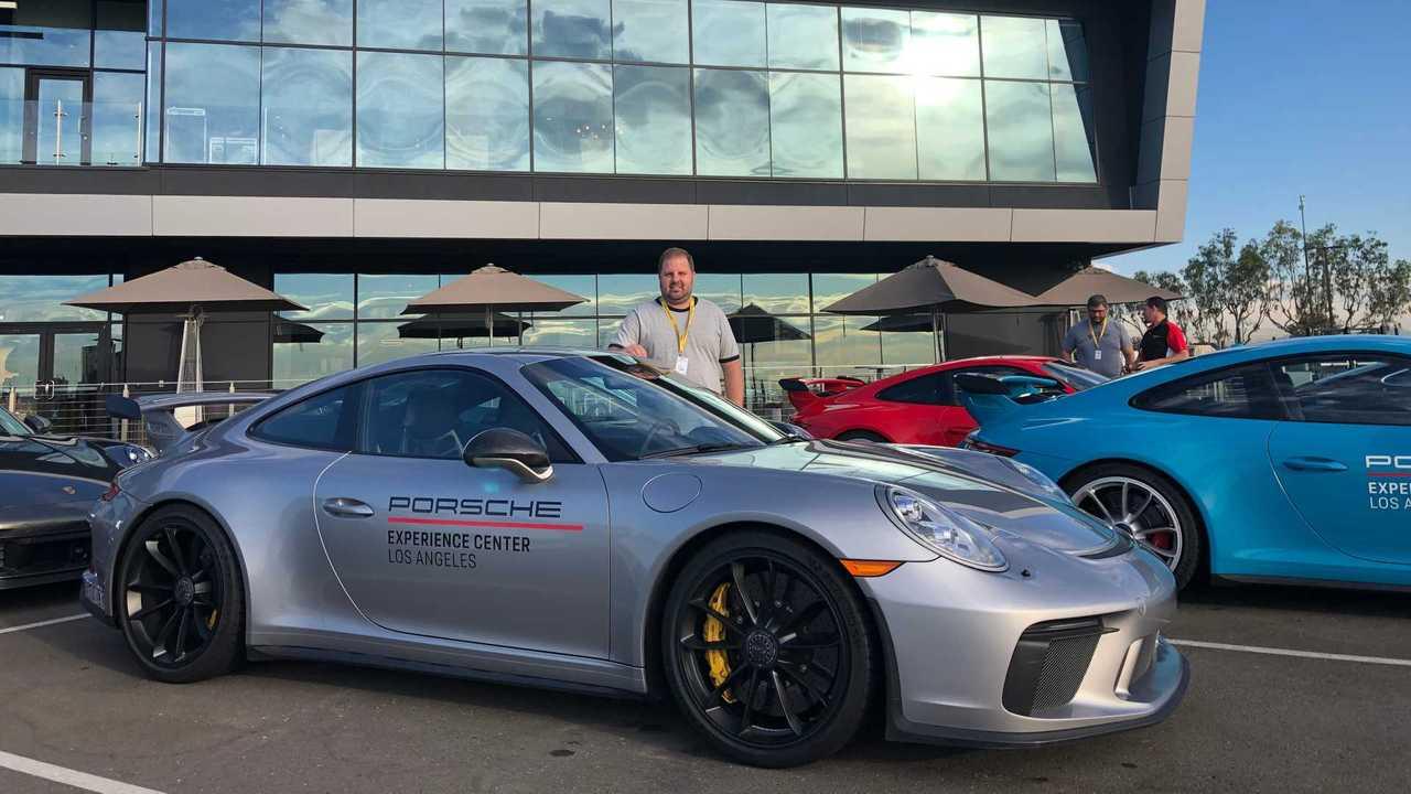 Porsche curso