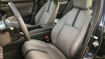 Comparativo: Honda Civic Touring x HR-V Touring