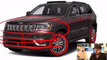 2021 Jeep Grand Cherokee Rendering Sketch Monkey