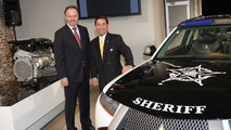 BMW Group, Carbon Motors, Sign Ceremony, Washington DC, 22.03.2010.