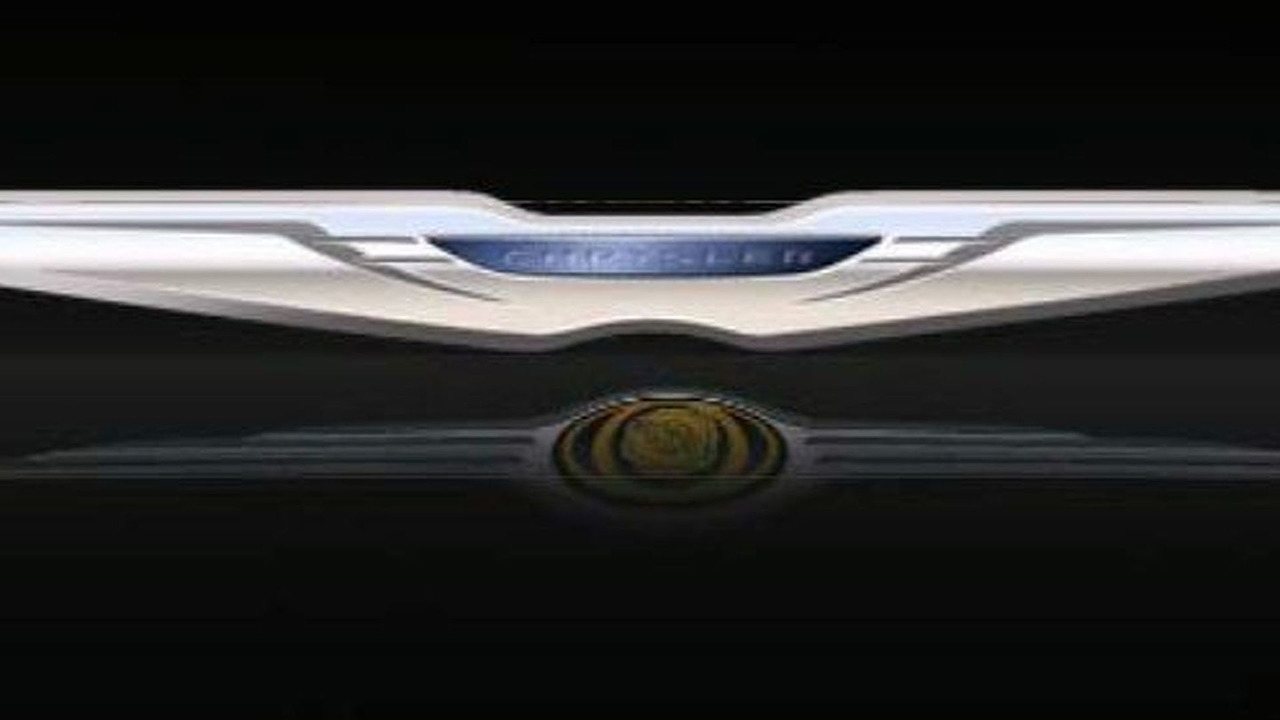 Chrysler brand's new logo 2009