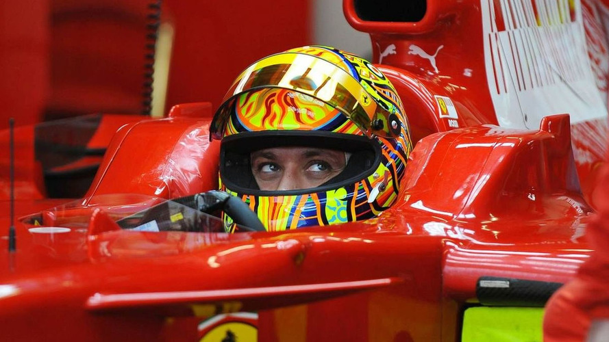Rossi reveals Monza 'talks' with Ferrari