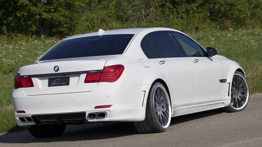 LUMMA Design BMW 7 Series aero kit details released