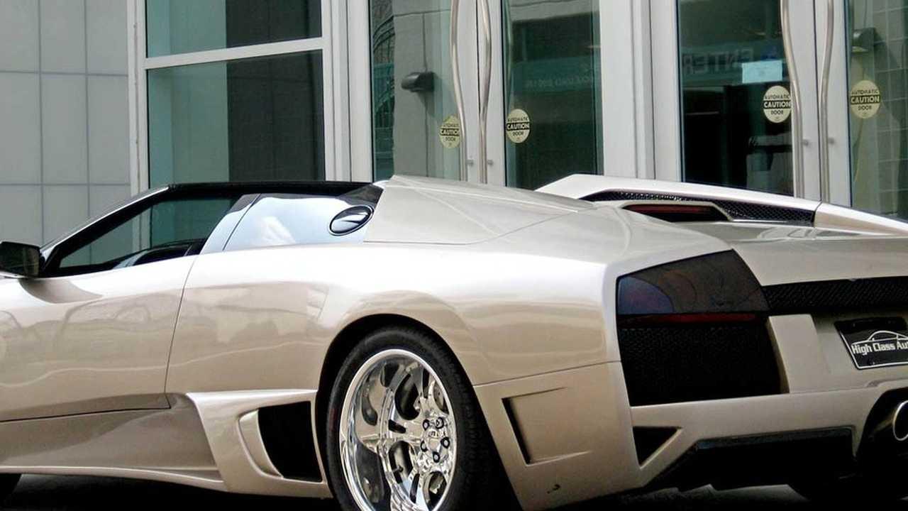 Fiero Kit Car Madness Murcielago Replica By Zorba Design Pontiac Dashboard G40