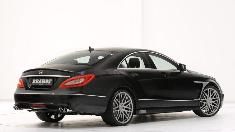 BRABUS Tuning for the New Mercedes CLS Coupe
