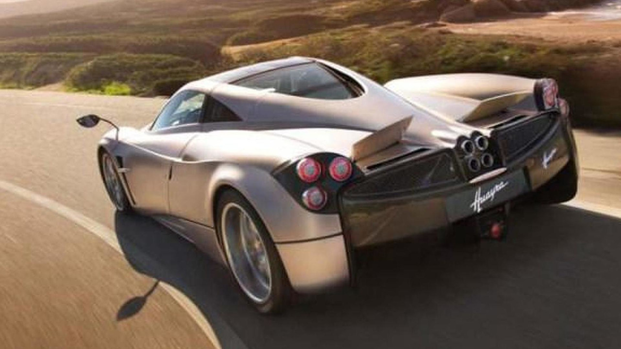 Pagani Huayra leaked photos, 561, 22.01.2011