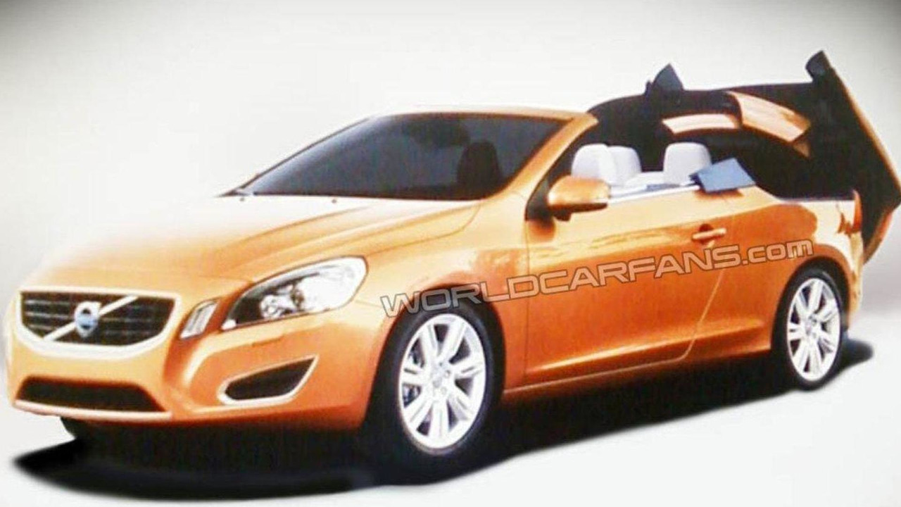 Volvo S60 convertible leaked image, 1280, 15.06.2010