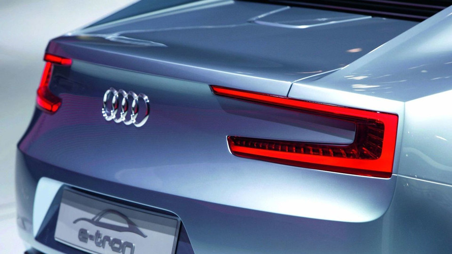 Audi Confirms e-Tron Detroit Concept as R4 Preview - Sub brand to emerge