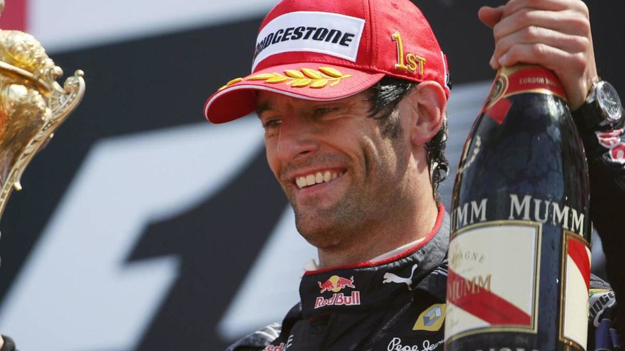 Mark Webber is Australia's top sports earner