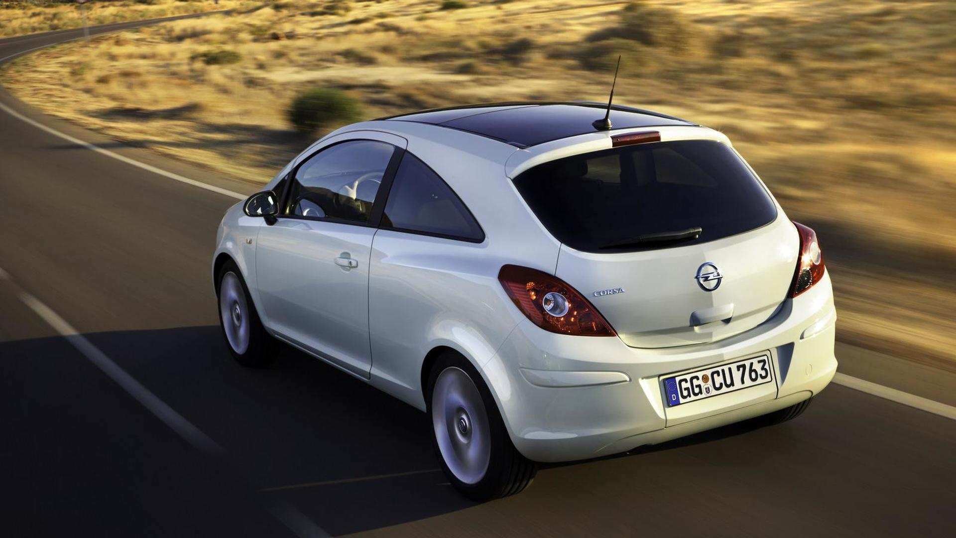 Opel Corsa 2010: beauty and style 57