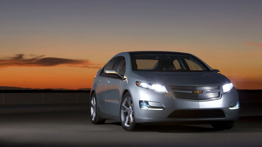GM to Sell Chevy Volt on Ebay