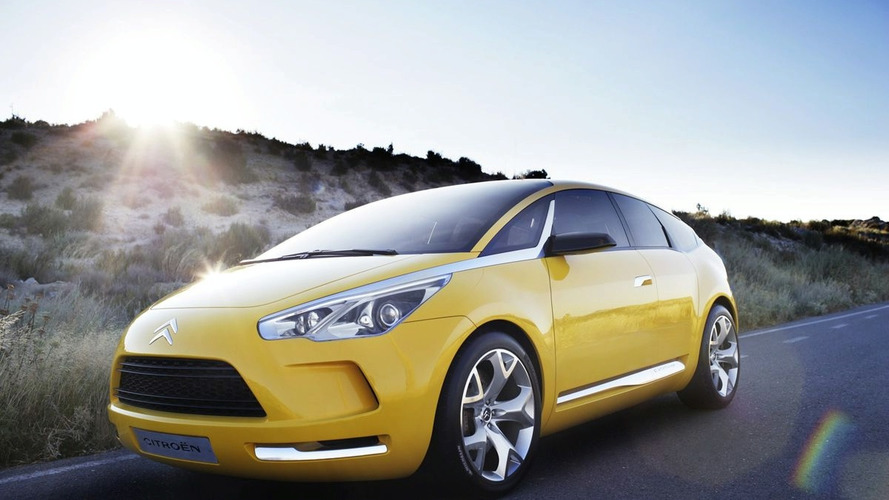 Citroen to Launch DS5 in 2011 - Report